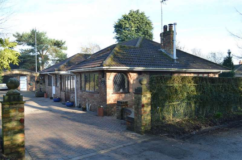 2 Bedrooms Detached Bungalow for sale in Church Lane, Sigglesthorne, East Riding of Yorkshire