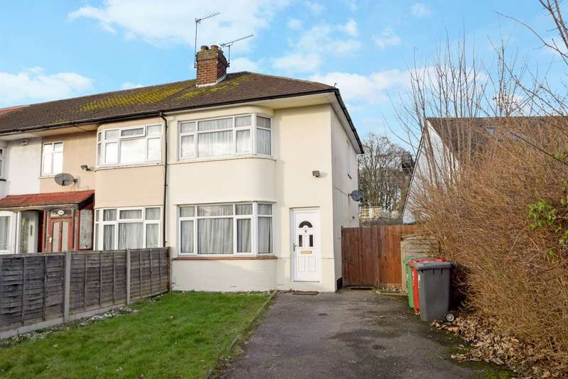2 Bedrooms Terraced House for sale in Stanhope Road, Slough, SL1