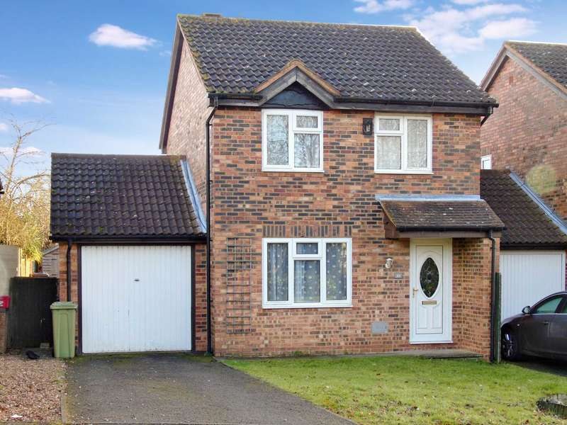 3 Bedrooms Detached House for sale in Chepstow Drive, Bletchley
