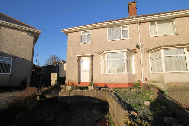 3 Bedrooms Semi Detached House for sale in Walters Road, St Budeaux, PL5 1NR
