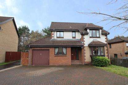 4 Bedrooms Detached House for sale in Lady Place, Livingston
