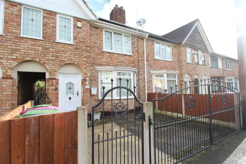 3 Bedrooms Terraced House for sale in Alstonfield Road, Huyton, Liverpool