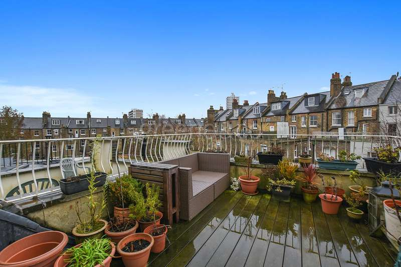 2 Bedrooms Flat for sale in Savernake Road, South End Green, London, NW3