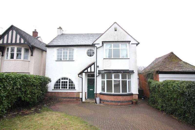 4 Bedrooms Detached House for sale in London Road, Stoneygate