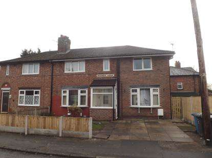 3 Bedrooms Semi Detached House for sale in Broadbent Avenue, Warrington, Cheshire