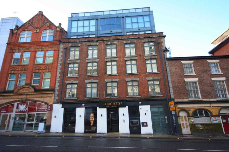 2 Bedrooms Apartment Flat for sale in The Gallery, Blackfriars Street, Manchester