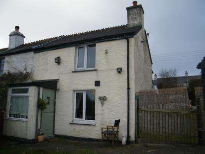 2 Bedrooms End Of Terrace House for sale in Pensilva, Liskeard