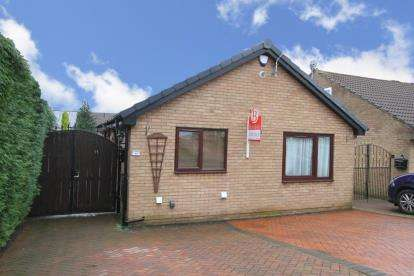 2 Bedrooms Bungalow for sale in Westland Gardens, Westfield, Sheffield, South Yorkshire