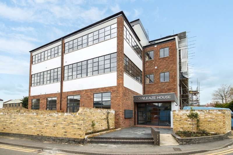 2 Bedrooms Flat for sale in Cowleaze Road, Kingston Upon Thames