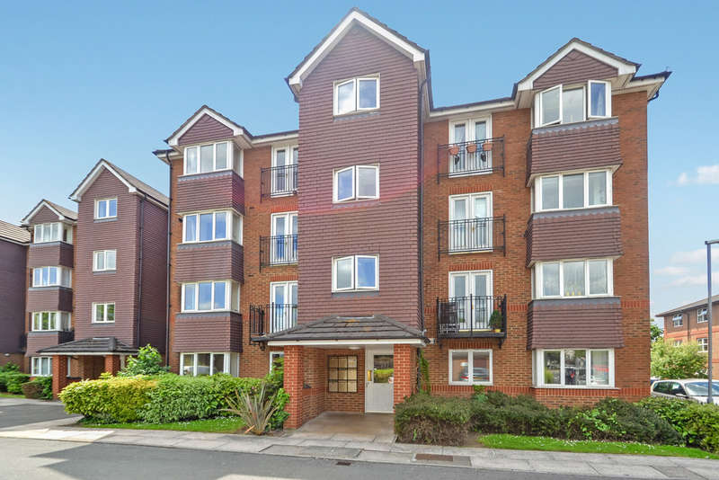 2 Bedrooms Flat for sale in Jemmett Close, Kingston Upon Thames