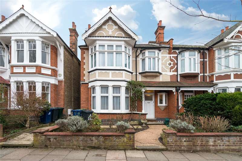 6 Bedrooms House for sale in Boileau Road, London, W5