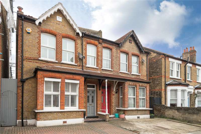4 Bedrooms House for sale in Albany Road, London, W13