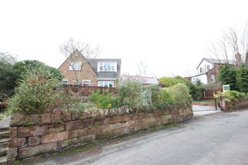 4 Bedrooms Detached House for sale in Raby Close, Lower Heswall, Wirral