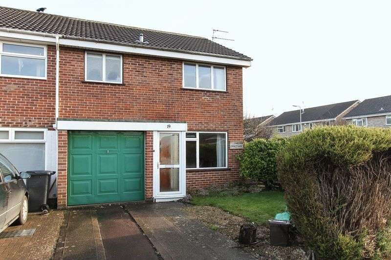 3 Bedrooms Terraced House for sale in Woodview, Clevedon