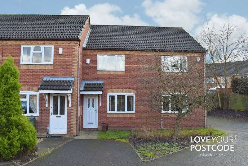 2 Bedrooms Terraced House for sale in Anvil Drive, Oldbury B69 2JW