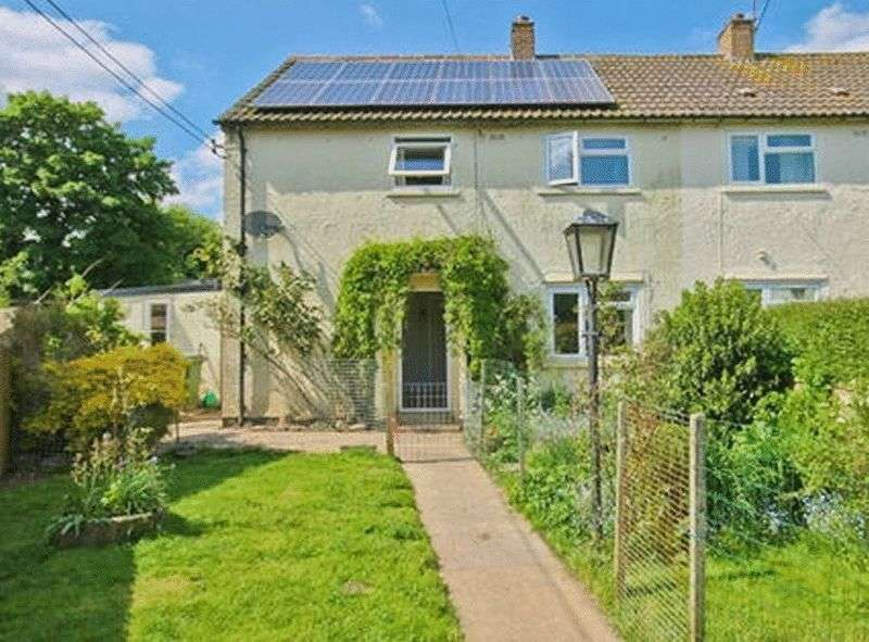 3 Bedrooms Semi Detached House for sale in Coronation Close, Shepton Mallet