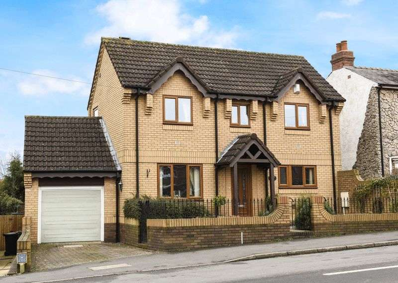 3 Bedrooms Detached House for sale in 'The Yellow House' Swinford Road, Oldswinford