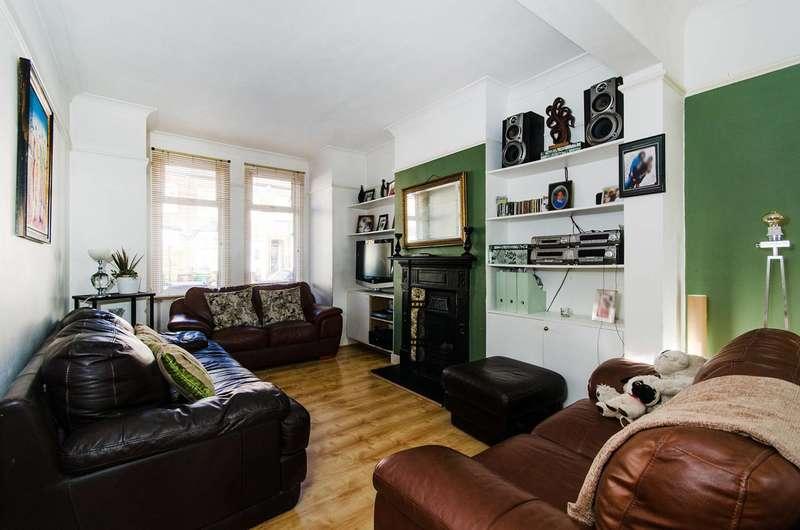 3 Bedrooms House for sale in Belmont Road, Wealdstone, HA3