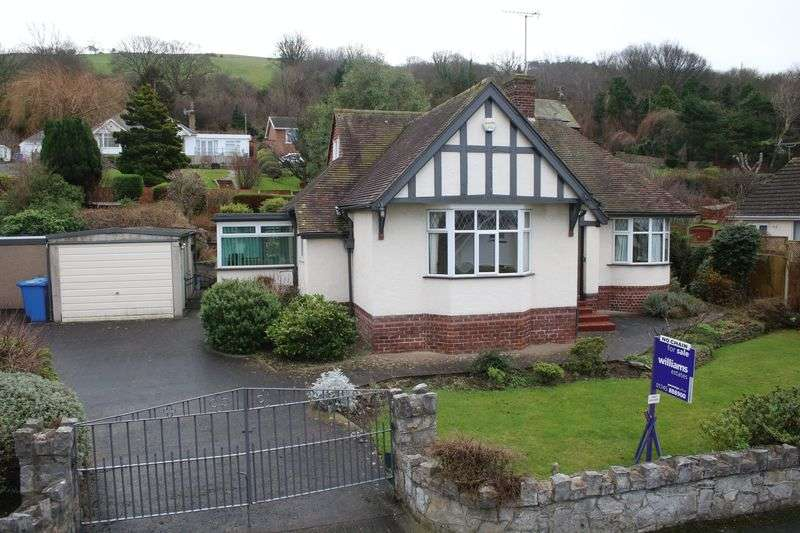 2 Bedrooms Detached Bungalow for sale in Talton Crescent, Prestatyn