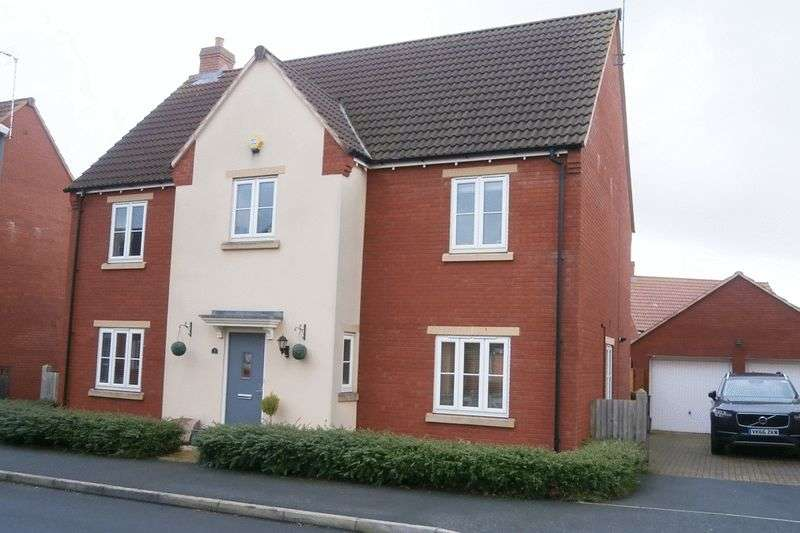 4 Bedrooms Detached House for sale in Chestnut Grove, Tewkesbury