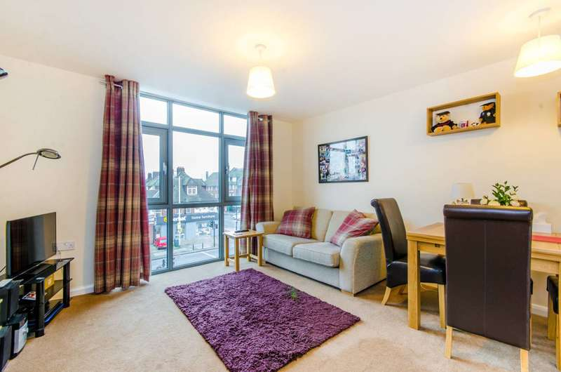 1 Bedroom Flat for sale in The Roundway, Tottenham, N17