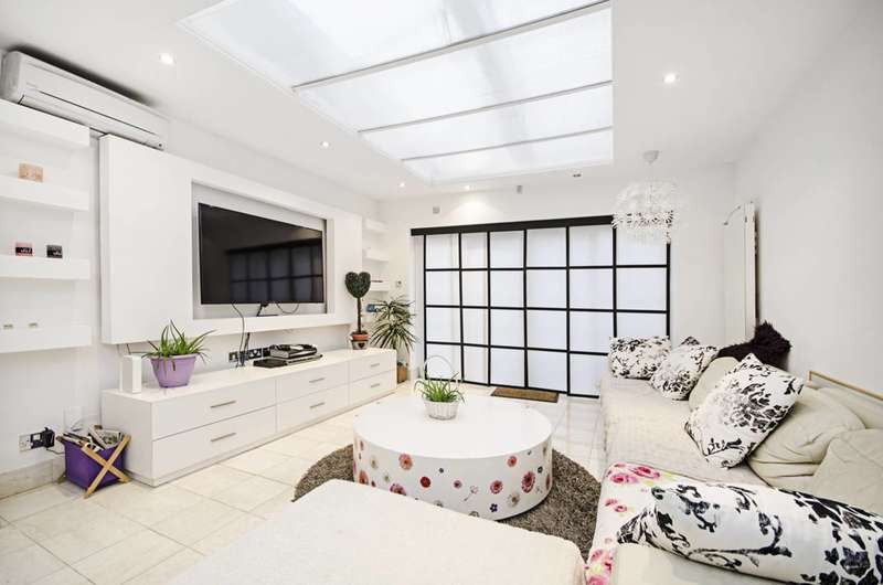 4 Bedrooms Detached House for sale in Princes Park Avenue, Temple Fortune, NW11