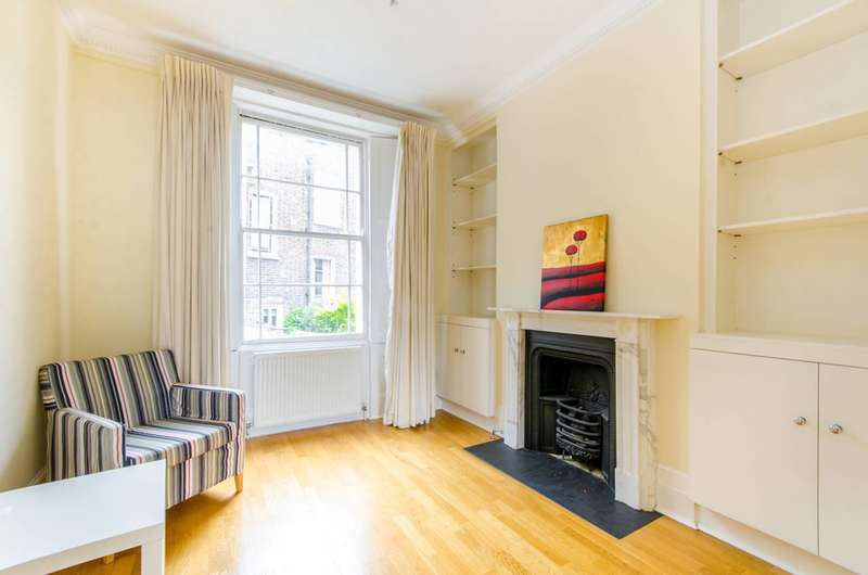 3 Bedrooms House for sale in St Philips Way, Islington, N1