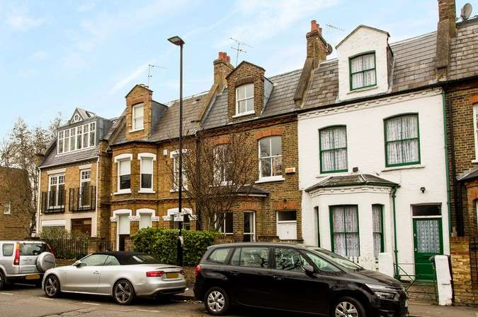 4 Bedrooms Terraced House for sale in Fishers Lane, Chiswick