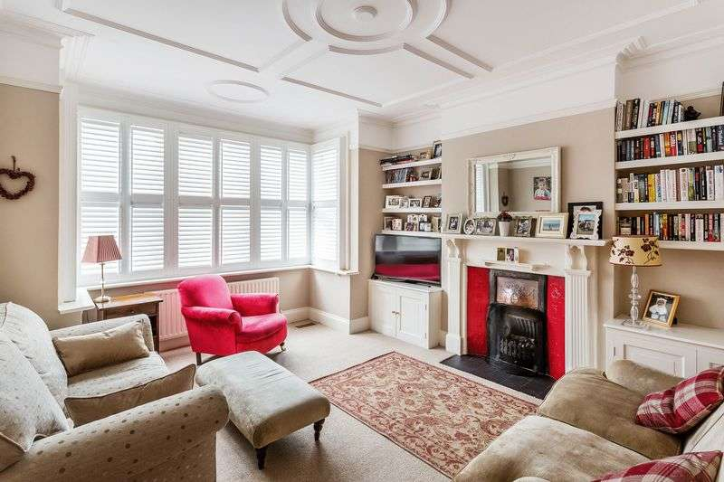 4 Bedrooms Semi Detached House for sale in Purley Oaks Road, Sanderstead