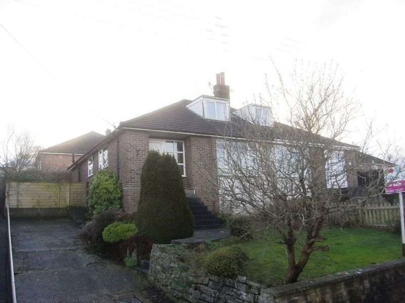 3 Bedrooms Semi Detached Bungalow for sale in Thomson Drive, Crewkerne