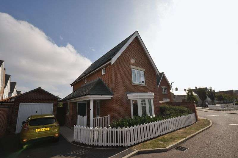 3 Bedrooms Detached House for sale in West Mersea, Essex
