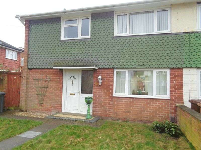 3 Bedrooms Terraced House for sale in Briar Close, Lincoln