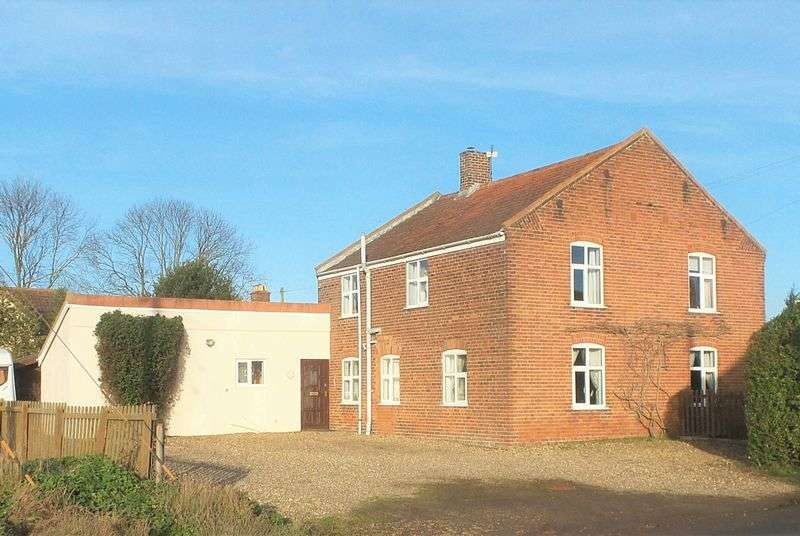 4 Bedrooms Detached House for sale in Sea Palling