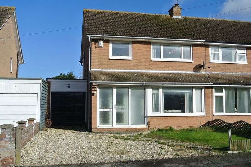 3 Bedrooms Semi Detached House for sale in St Margarets Road, Hucclecote, Gloucester