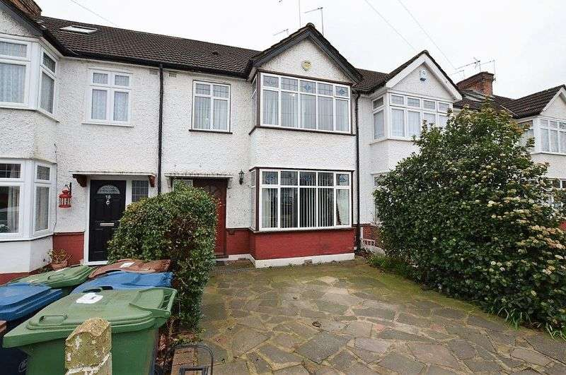 3 Bedrooms Terraced House for sale in Brook Drive, Harrow