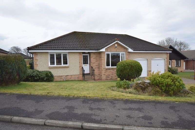 3 Bedrooms Detached Bungalow for sale in 4 Colliehill Road, Biggar