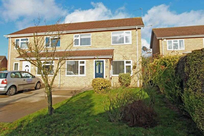 3 Bedrooms Semi Detached House for sale in Birch Road, Stamford