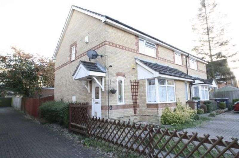 2 Bedrooms Semi Detached House for sale in Immaculate two bedroom property