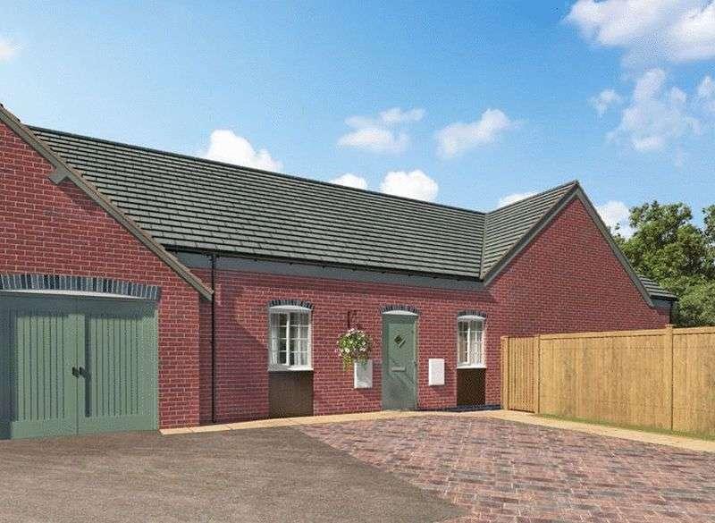 "3 Bedrooms Detached Bungalow for sale in Plot 46 ""Repton"" Peacehaven, Willington"