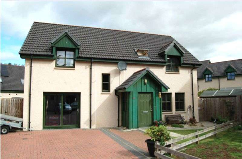 5 Bedrooms Detached House for sale in Great Value 4/5 Bedroom Family Home Teaninich Paddock, Alness
