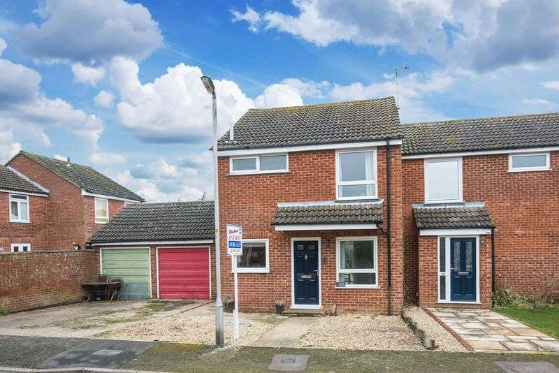 3 Bedrooms Semi Detached House for sale in Twelve Leys, Wingrave