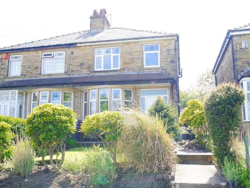 3 Bedrooms Semi Detached House for sale in Southfield Road, Bradford