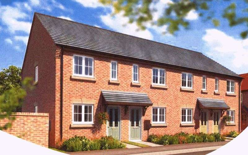 2 Bedrooms Terraced House for sale in HOLLY - Kings Manor, Coningsby