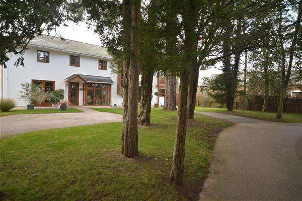3 Bedrooms Mews House for sale in Wiglan Mews House, The Lydiate, Birkenhead Road, Willaston