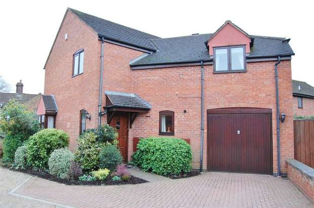 4 Bedrooms Detached House for sale in 10 Dunsmore Heath, Dunchurch, RUGBY, Warwickshire