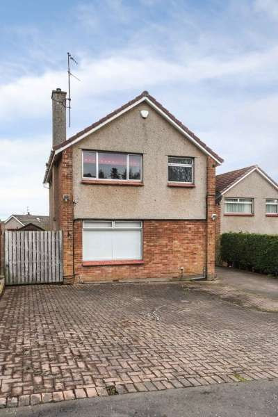 3 Bedrooms Detached House for sale in St James's View, Penicuik, Midlothian, EH26 9DY