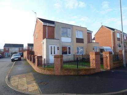 2 Bedrooms Semi Detached House for sale in Harkbridge Drive, Liverpool, Merseyside, L7