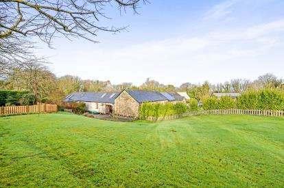 2 Bedrooms Barn Conversion Character Property for sale in Ruthvoes, St. Columb, Cornwall