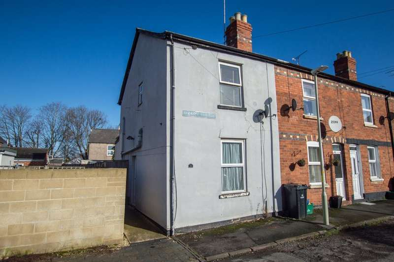 2 Bedrooms End Of Terrace House for sale in Massey Parade, Gloucester