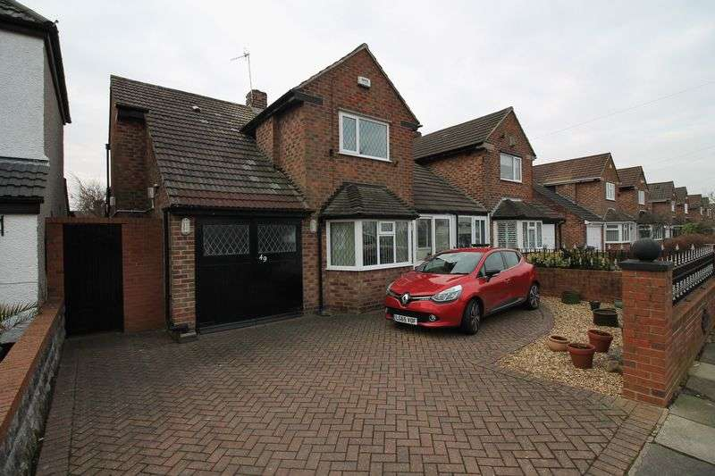 3 Bedrooms Semi Detached House for sale in Bramwell Avenue, Prenton
